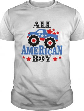 All American Boy Independence Day shirt