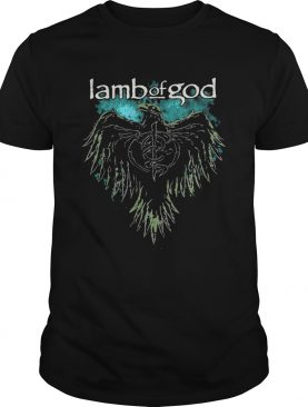 Lamb Of God Phoenix Skeleton shirt