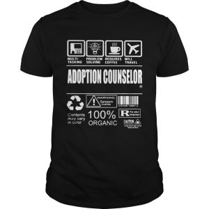 Adoption Counselor  Unisex