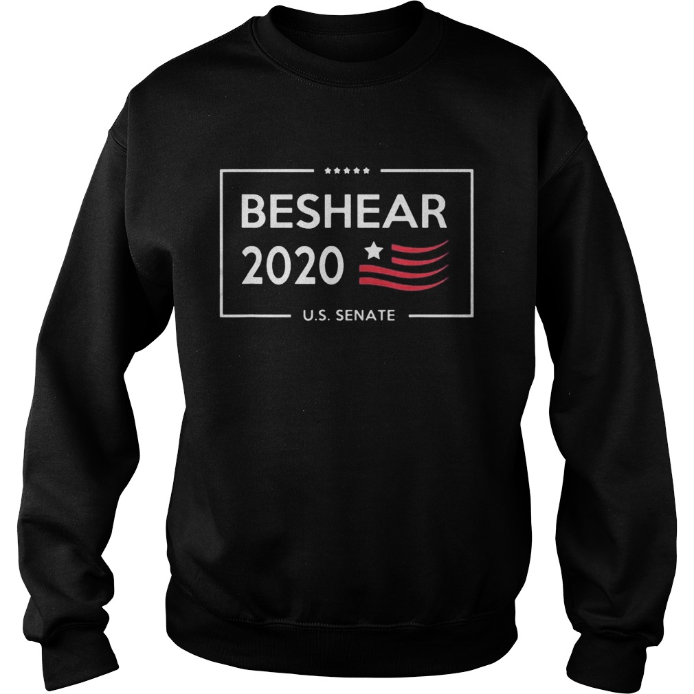 Beshear 2020 Us senate  Sweatshirt
