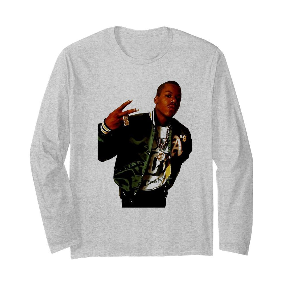 Too short rapper oakland athletics  Long Sleeved T-shirt