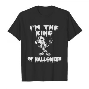 Im The King Of Halloween Mickey Mouse Disney  Classic Men's T-shirt