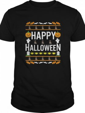 Pug Brindle Halloween Lazy Ugly Costume Dog shirt