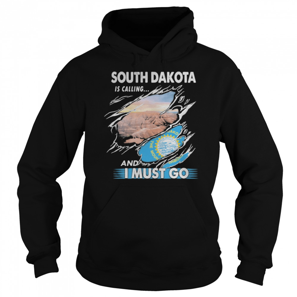 South Carolina is calling and I must go  Unisex Hoodie