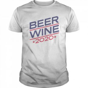 Beer Wine 2020  Classic Men's T-shirt