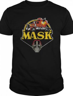 Truck Logo MASK shirt