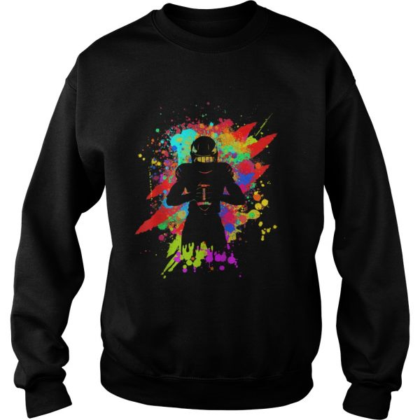 Cool American Football Player Star for color Sports  Sweatshirt