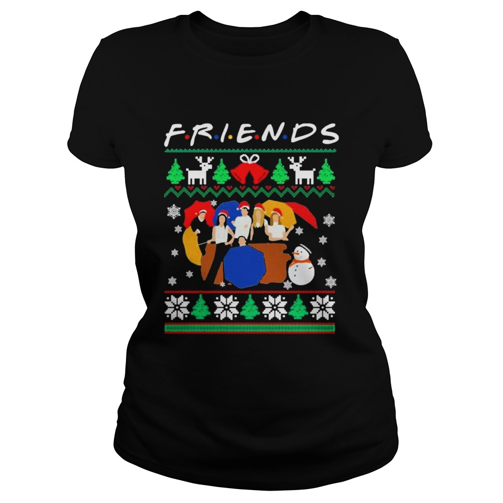 Friends tv show christmas 2020 ugly  Classic Ladies