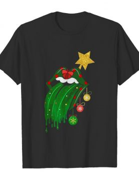 Gift The Rolling Stones Merry Christmas shirt
