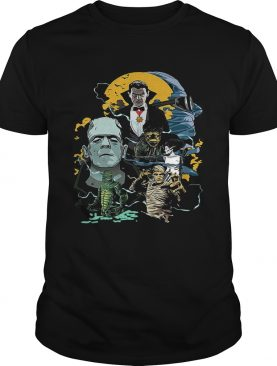 Universal Monsters Collage shirt
