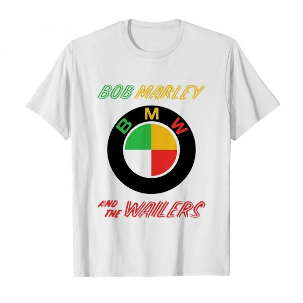 BMW Bob Marley And The Wailers  Classic Men's T-shirt