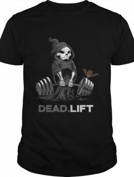 Death Deadlift Bodybuilder Power lifting shirt