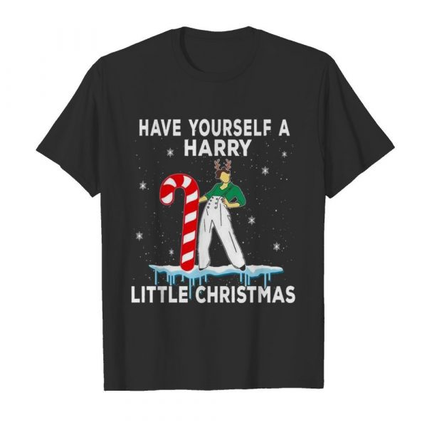 Have yourself Harry little Christmas ugly  Classic Men's T-shirt