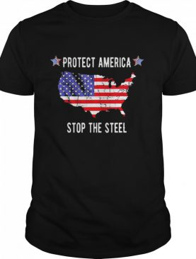 Protect America Stop the Steal Voter Fraud Trump 2020 shirt