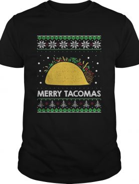 Taco Funny Ugly Christmas Sweater Style shirt