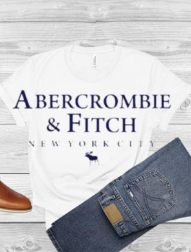 Abercrombie and fitch New York city shirt