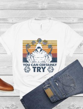 Death you can certainly try vintage shirt